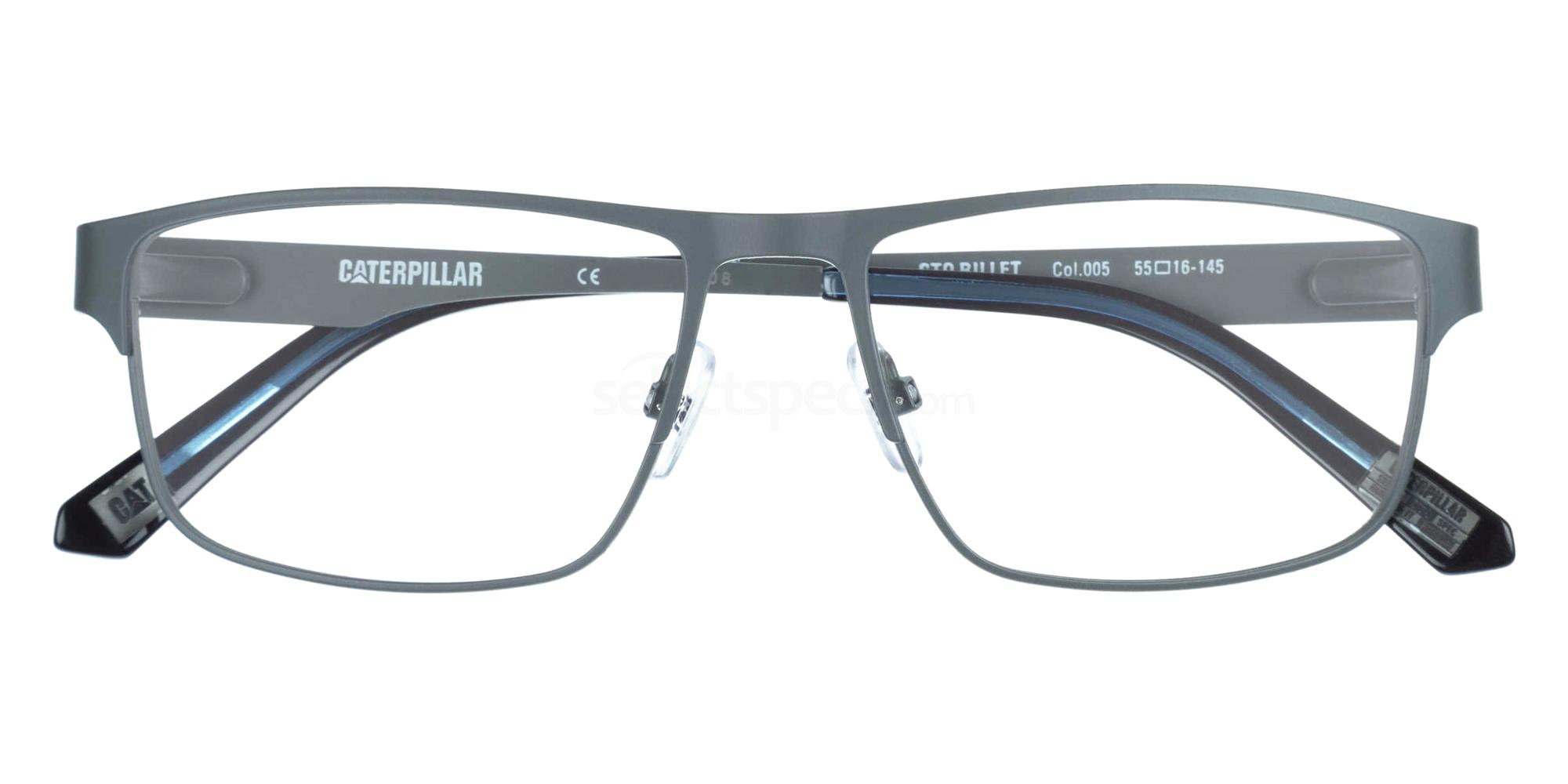 005 CTO-BILLET Glasses, CAT