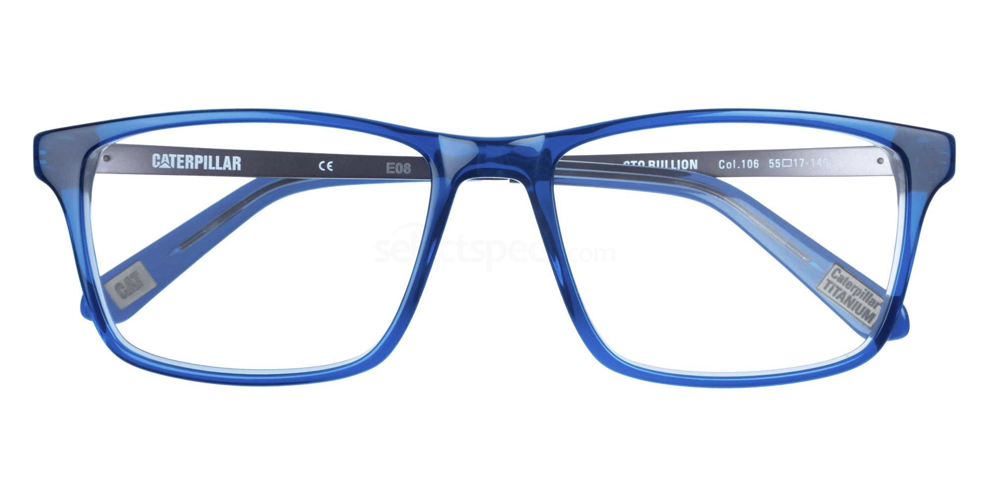 106 CTO-BULLION Glasses, CAT