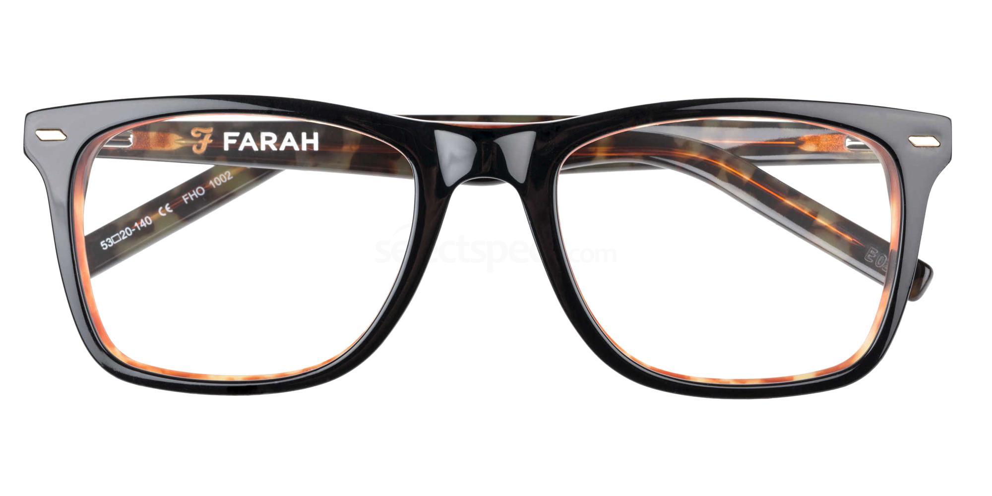 102 FHO-1002 Glasses, Farah