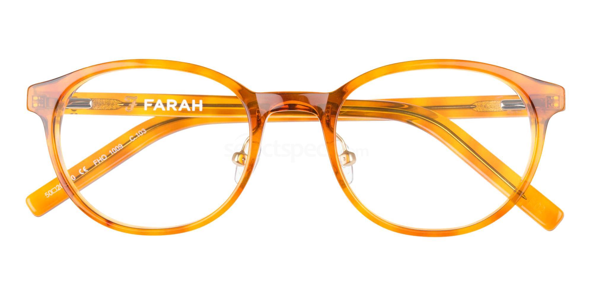103 FHO-1009 Glasses, Farah