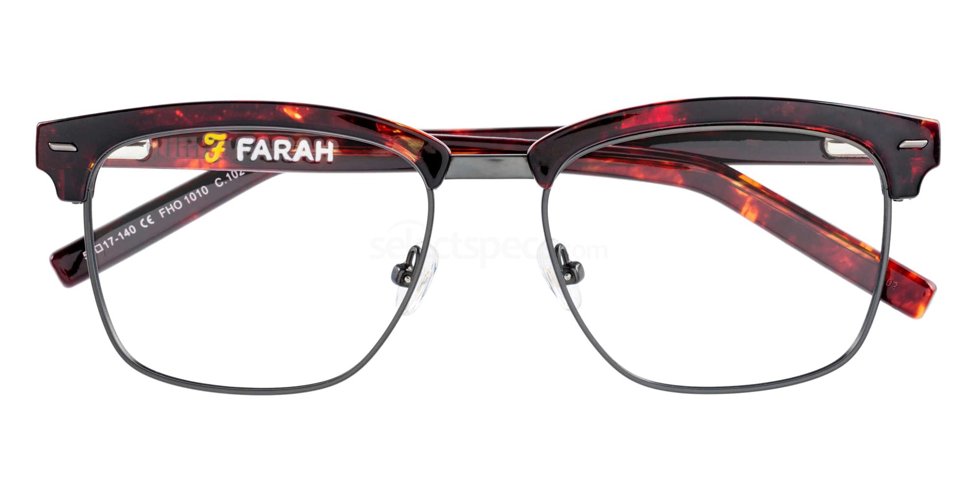 102 FHO-1010 Glasses, Farah