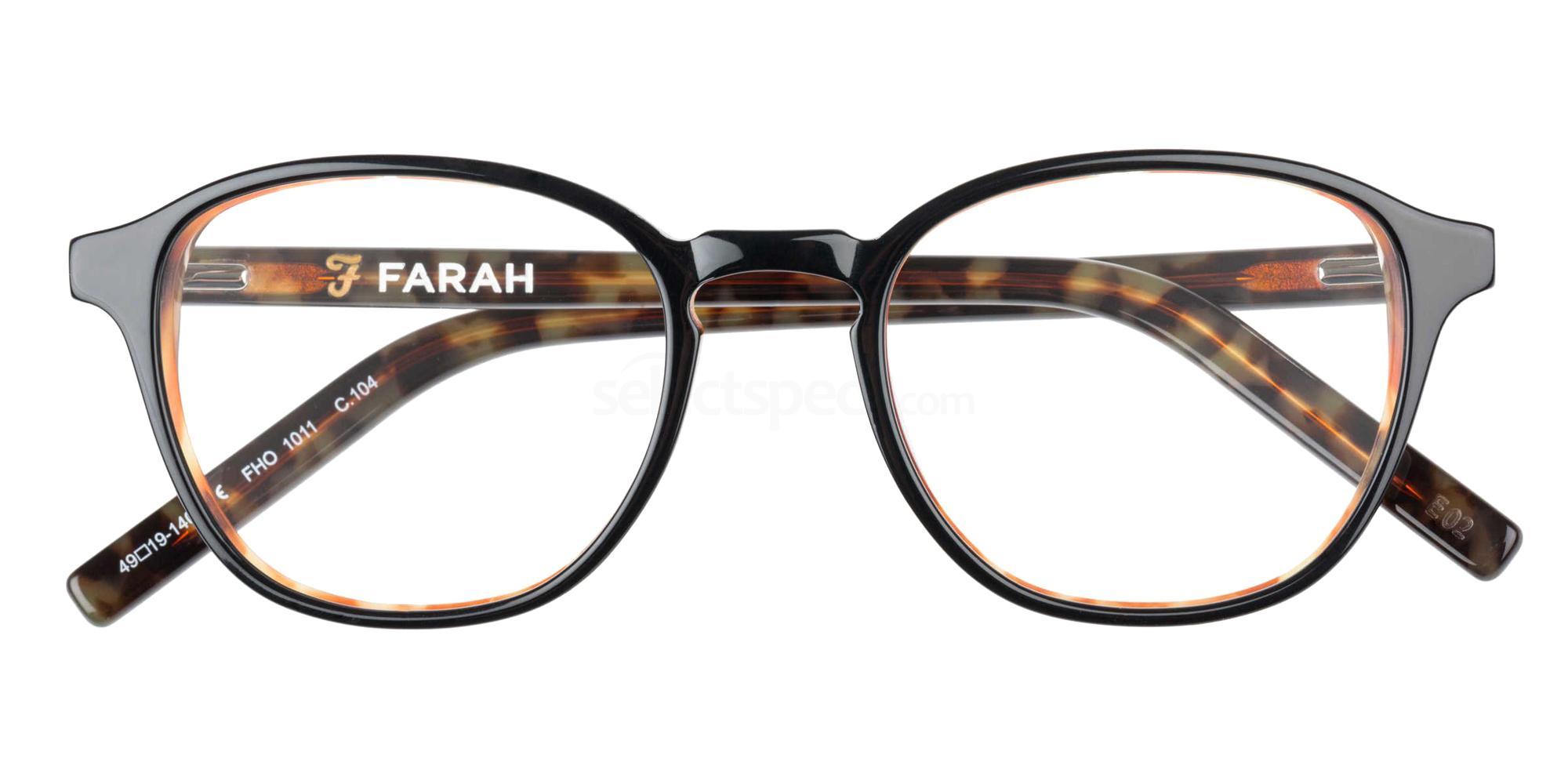 104 FHO-1011 Glasses, Farah