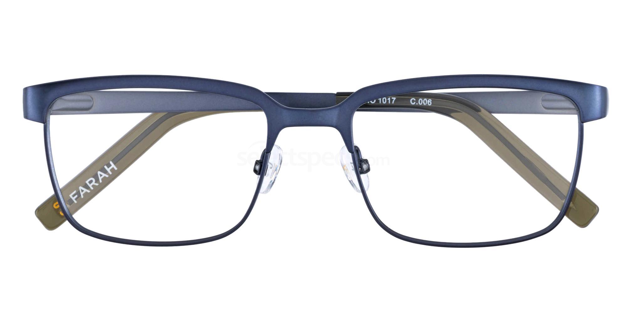 006 FHO-1017 Glasses, Farah