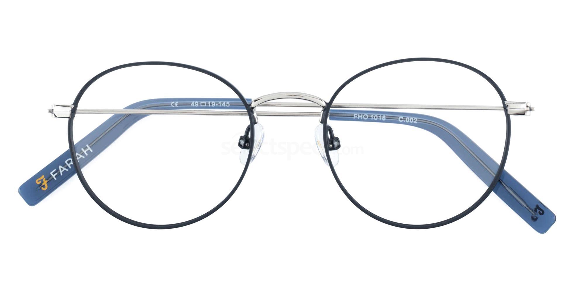 002 FHO-1018 Glasses, Farah