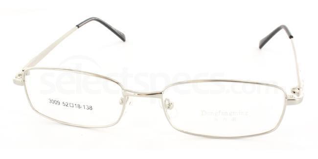 Silver 3009 Glasses, Stellar