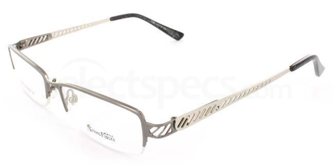 Gunmetal F285 Glasses, Stellar