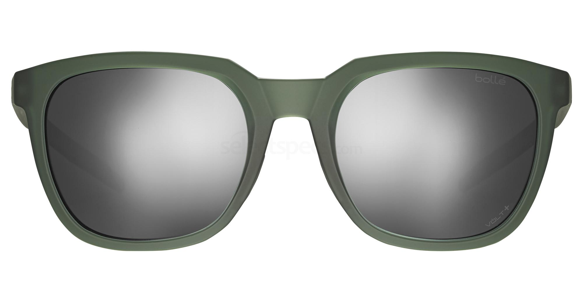 BS017001 TALENT Polarized Sunglasses, Bolle