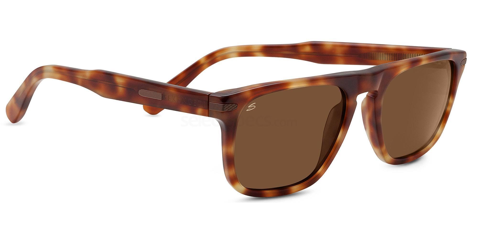 8151 Cosmopolitan ENRICO Sunglasses, Serengeti