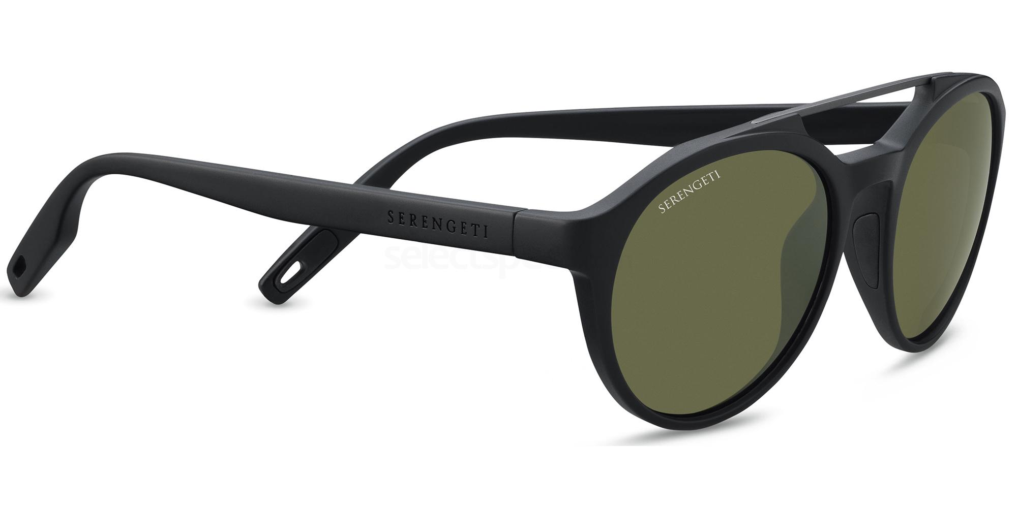 8591 Premium Nylon LEANDRO Sunglasses, Serengeti