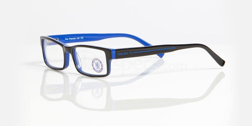 Black and Blue CHELSEA FC - OCH003 Glasses, Fan Frames