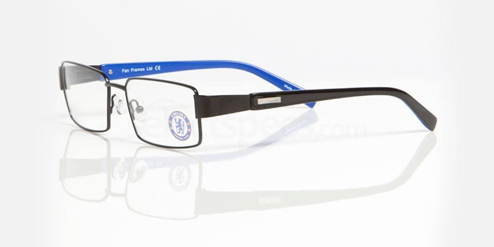 Black and Blue CHELSEA FC - OCH004 Glasses, Fan Frames