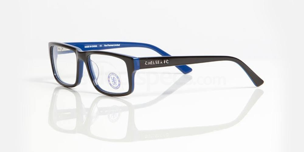Black and Blue CHELSEA FC - OCH005 , Fan Frames