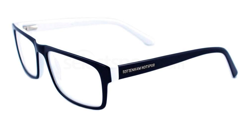 Blue and White Tottenham Hotspur - OTH005 Glasses, Fan Frames
