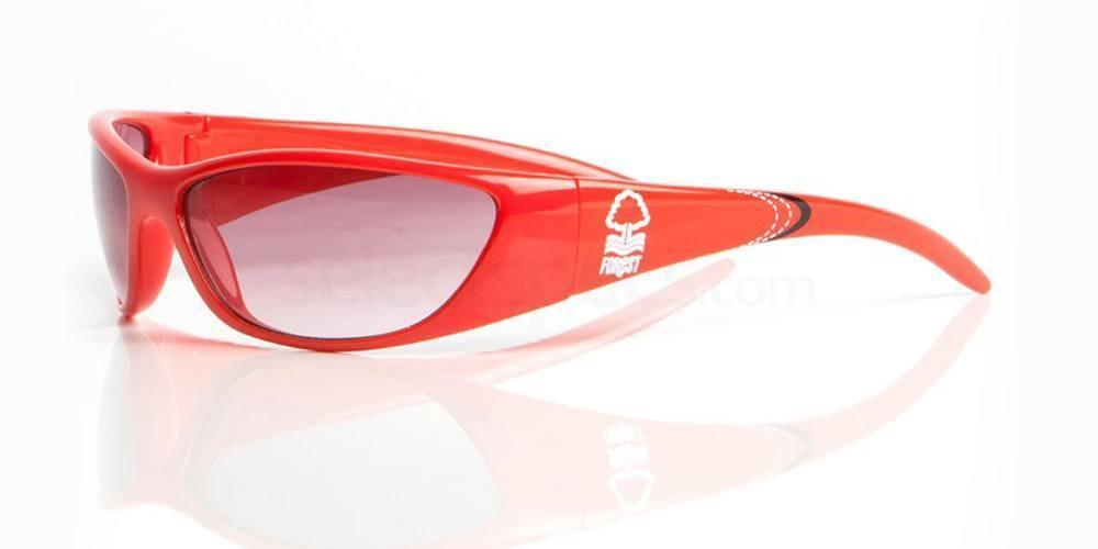 Nottingham Forest Red NOTTS FOREST - SNO004 Sunglasses, Fan Frames