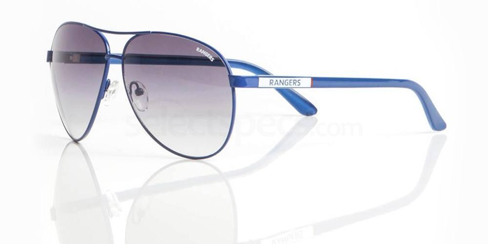 Rangers Blue RANGERS FC - SRA001 Sunglasses, Fan Frames