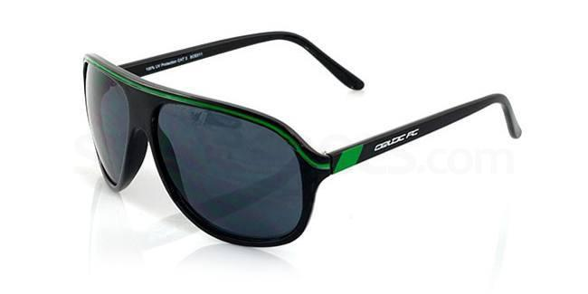 Celtic Black and Green CELTIC FC - SCE011 Sunglasses, Fan Frames