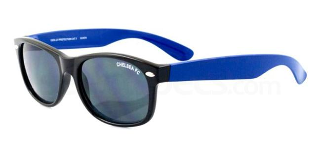 Chelsea FC Black and Blue Chelsea FC - SCH012 Retro , Fan Frames