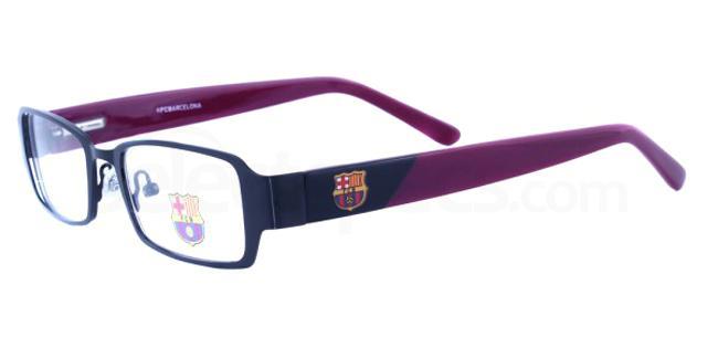 Purple FC Barcelona - OFCB007 , Fan Frames KIDS