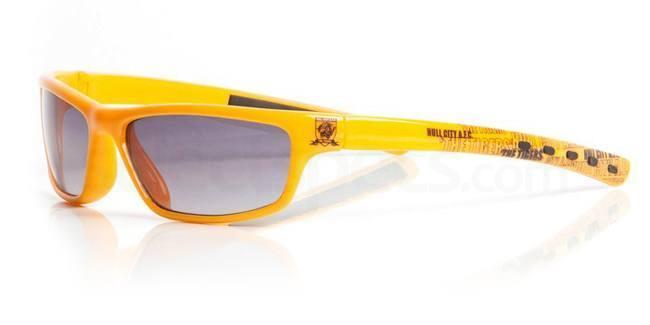 Hull City Black HULL CITY AFC - SHU007 Sunglasses, Fan Frames KIDS