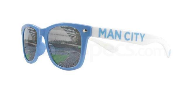 Manchester City Blue and White Manchester City - SMC1504 - Kids/Teens , Fan Frames KIDS