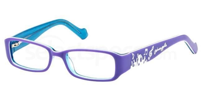 C2 PA 117 Glasses, Pineapple