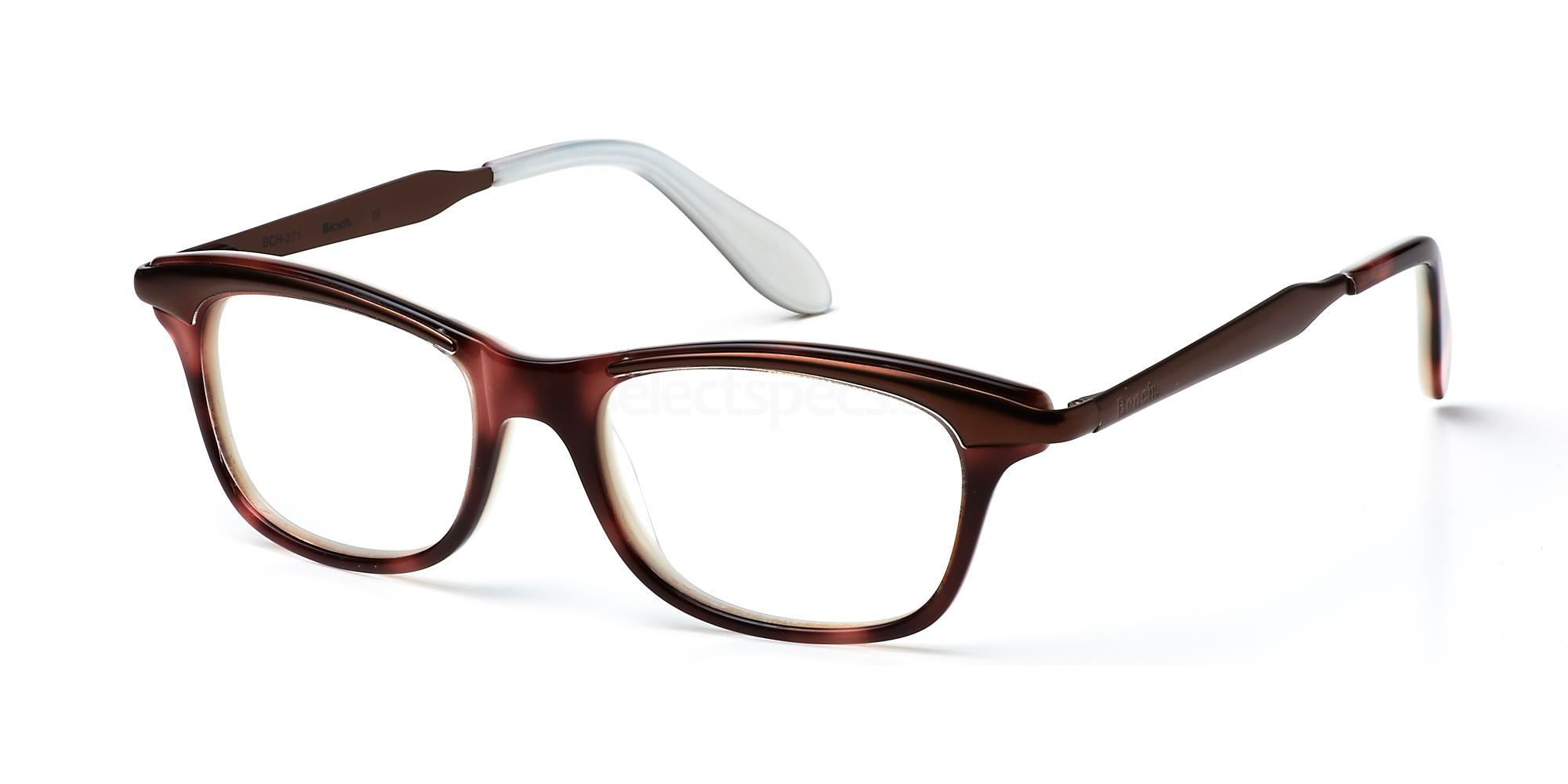 C1 BCH271 Glasses, Bench