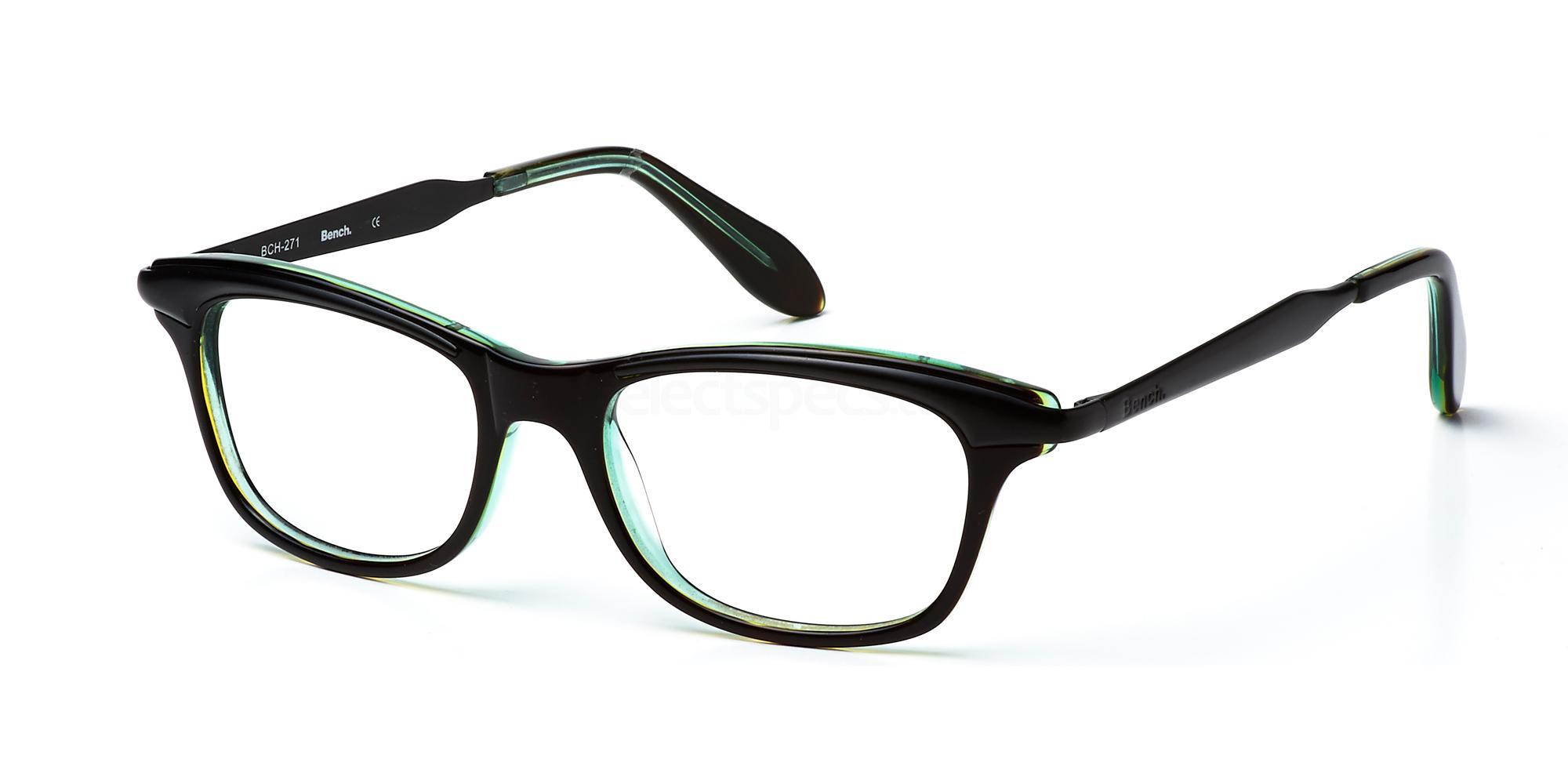 C3 BCH271 Glasses, Bench