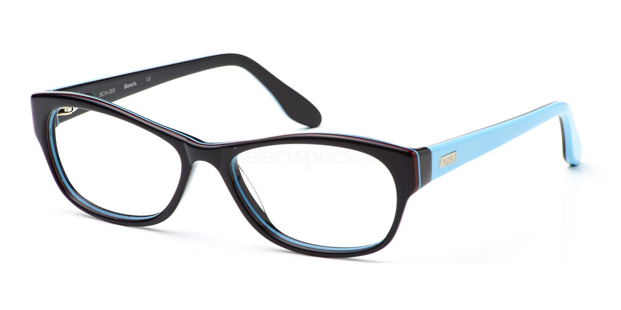 C1 BCH283 Glasses, Bench