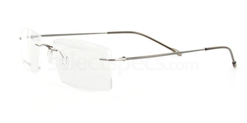 Stellar 269 rimless prescription glasses at SelectSpecs