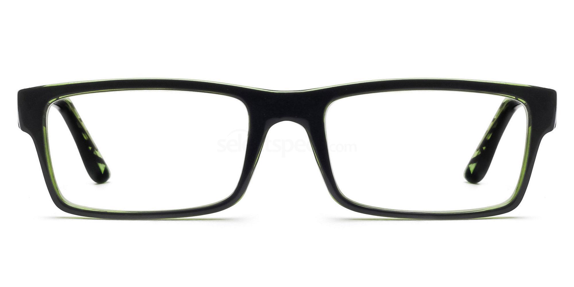 Dark Green P2329 - Green Glasses, Savannah