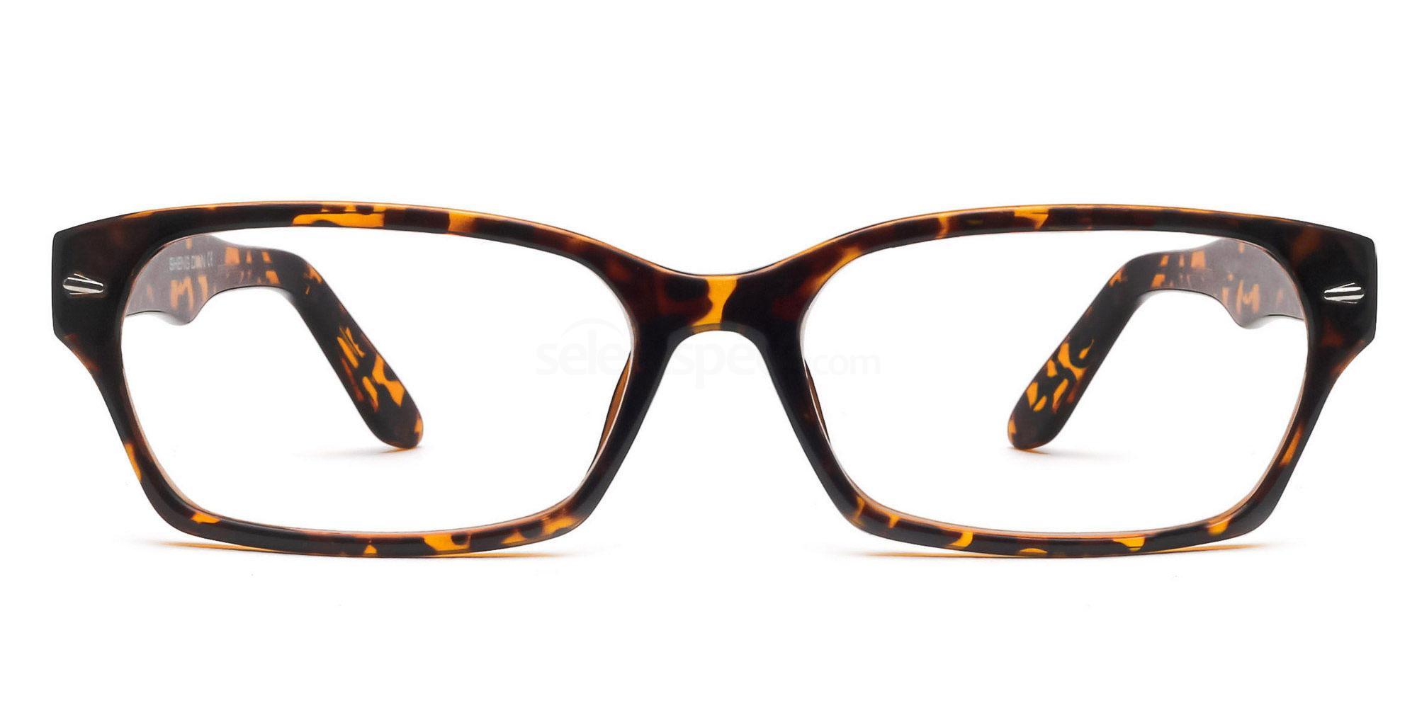 Demi P2267 - Demi Glasses, Savannah