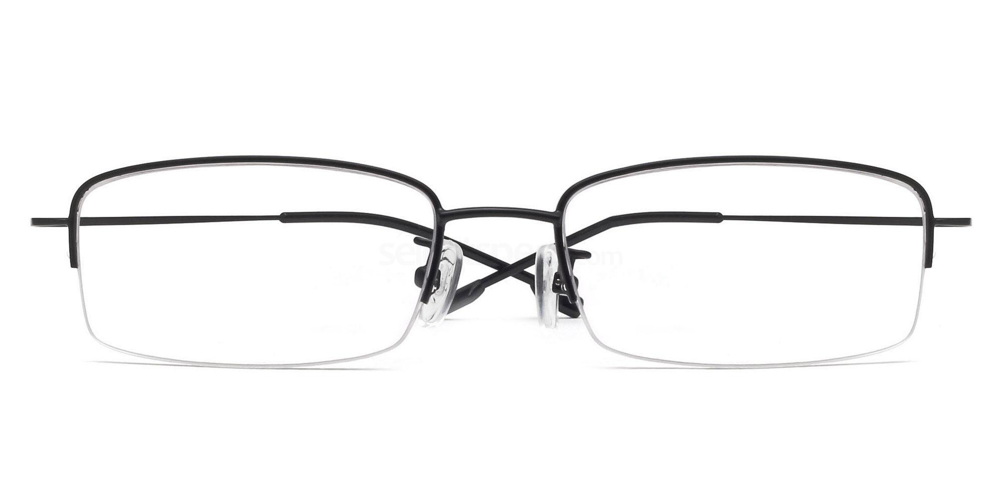 Black M879 - Black Glasses, Savannah