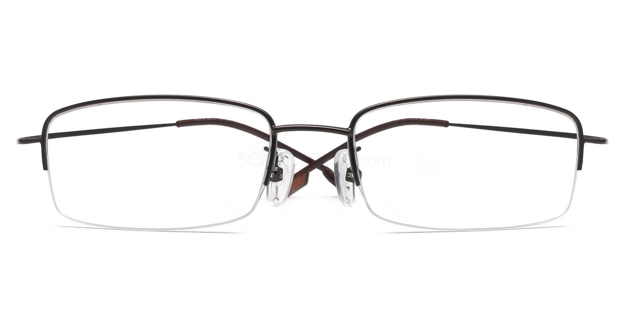 Brown M879 - Brown Glasses, Savannah