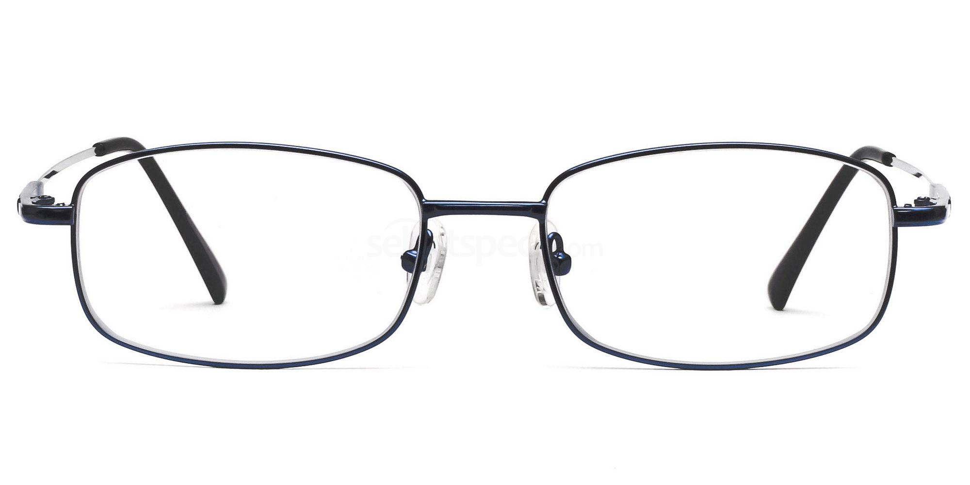 Blue 8052 - Blue Glasses, Savannah