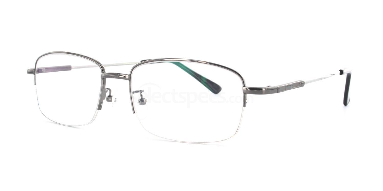 Gunmetal 8056 - Gunmetal Glasses, Savannah