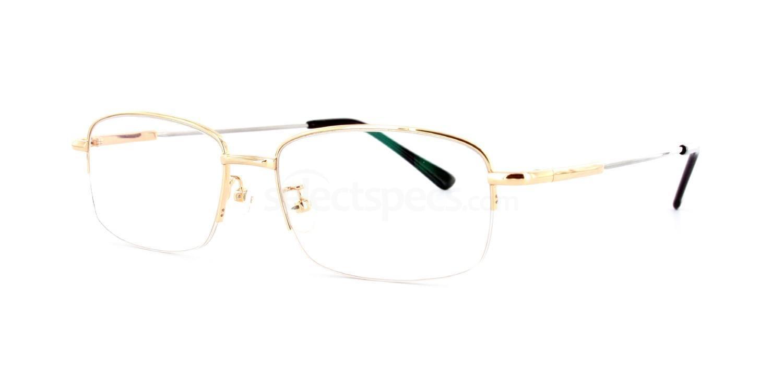 Gold 8056 - Gold Glasses, Savannah