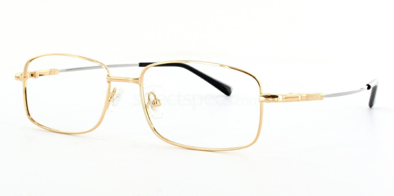 Gold 2139 - Gold Glasses, Savannah