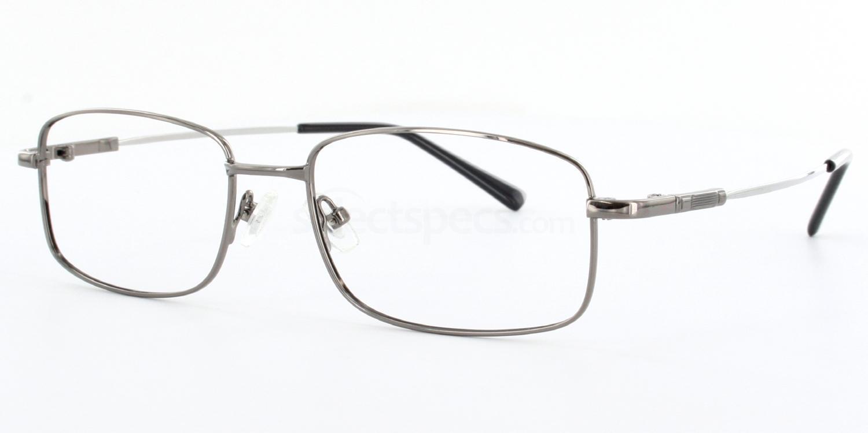 Gunmetal 2139 - Gunmetal Glasses, Savannah