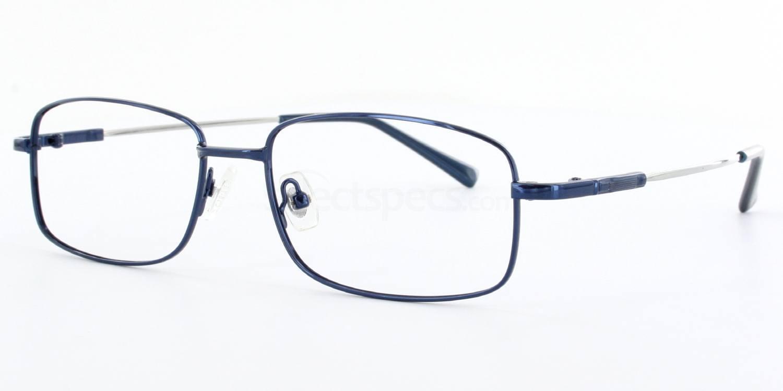 Blue 2139 - Blue Glasses, Savannah