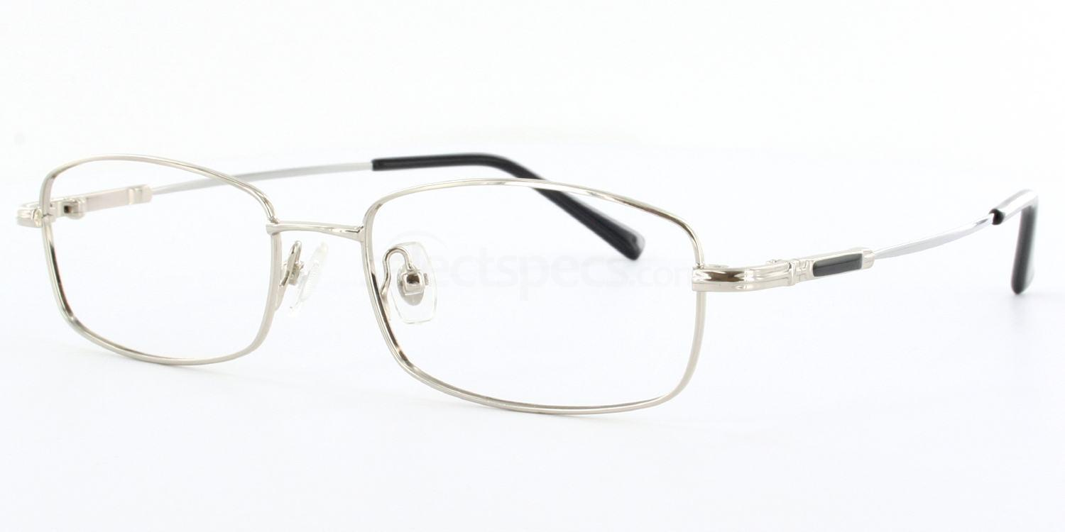 Silver 8165 - Silver Glasses, Savannah