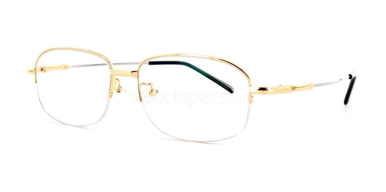 Gold 8144 - Gold Glasses, Savannah