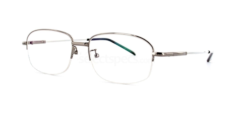 Gunmetal 8144 - Gunmetal Glasses, Savannah