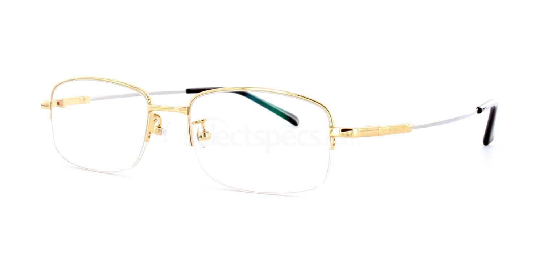 Gold 8158 - Gold Glasses, Savannah
