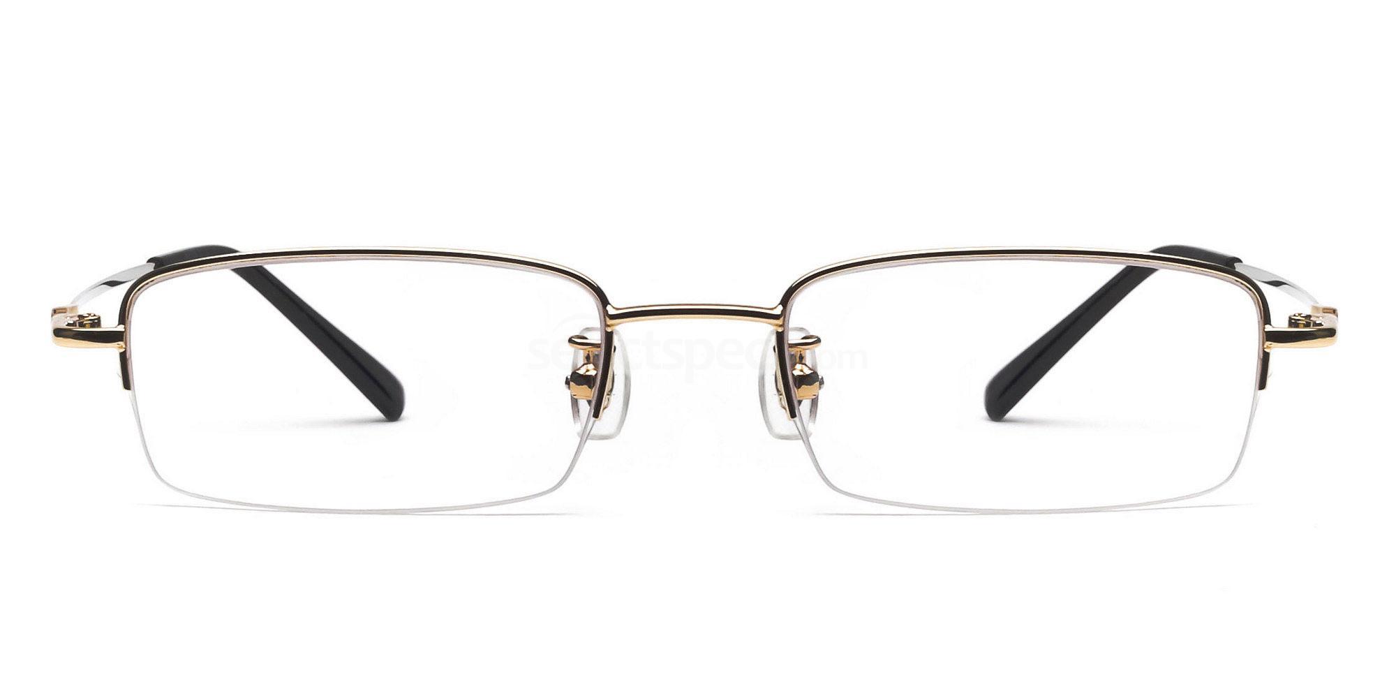 Gold 8137 - Gold Glasses, Savannah