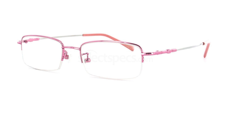 Pink 8137 - Pink Glasses, Savannah