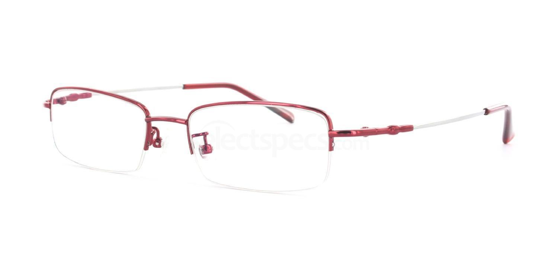 Red 8137 - Red Glasses, Savannah