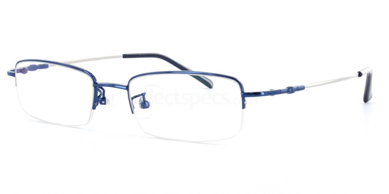 Blue 8137 - Blue Glasses, Savannah