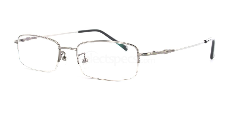Gunmetal 8137 - Gunmetal Glasses, Savannah