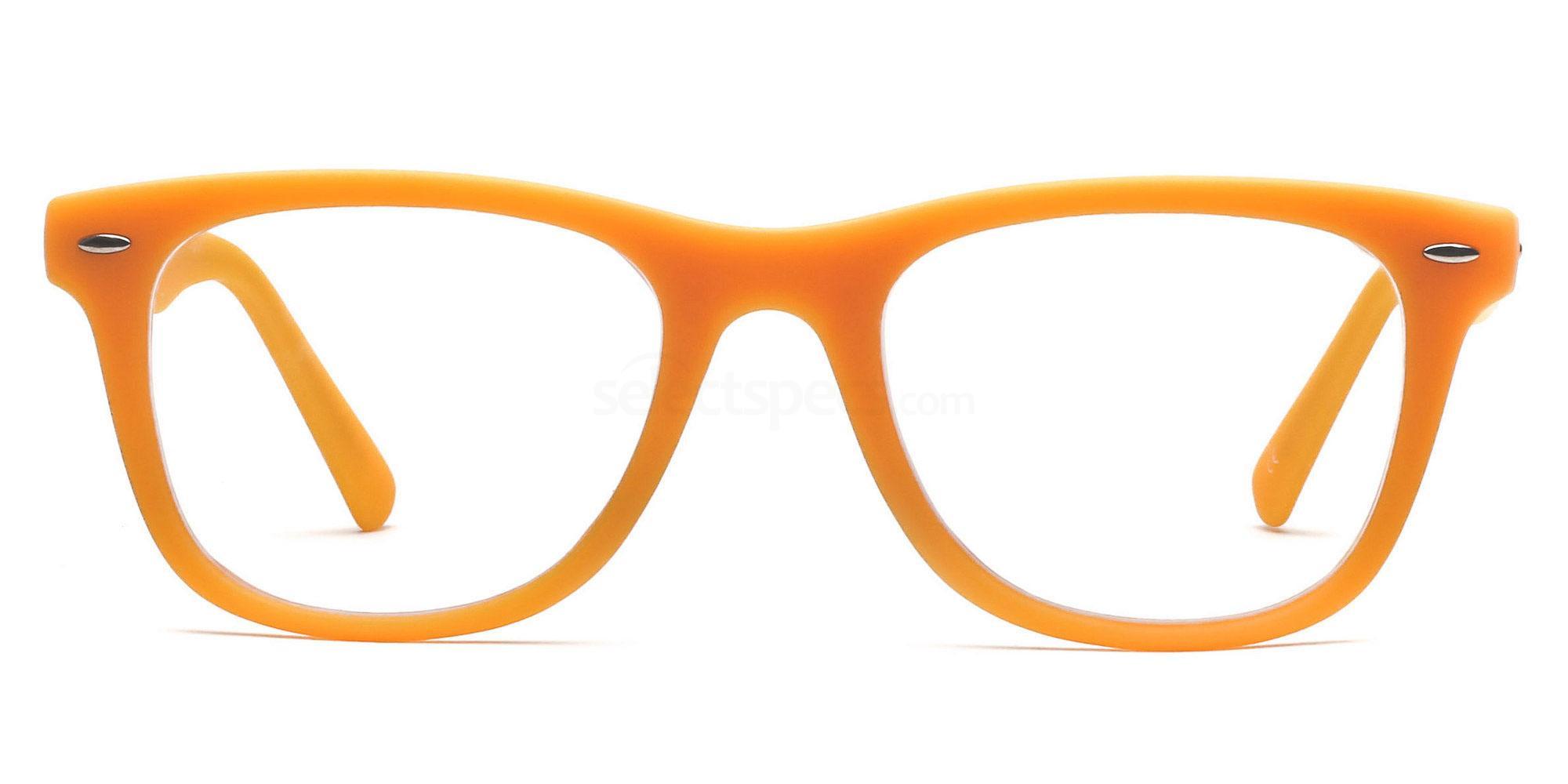 C2 8121 - Yellow Glasses, Savannah