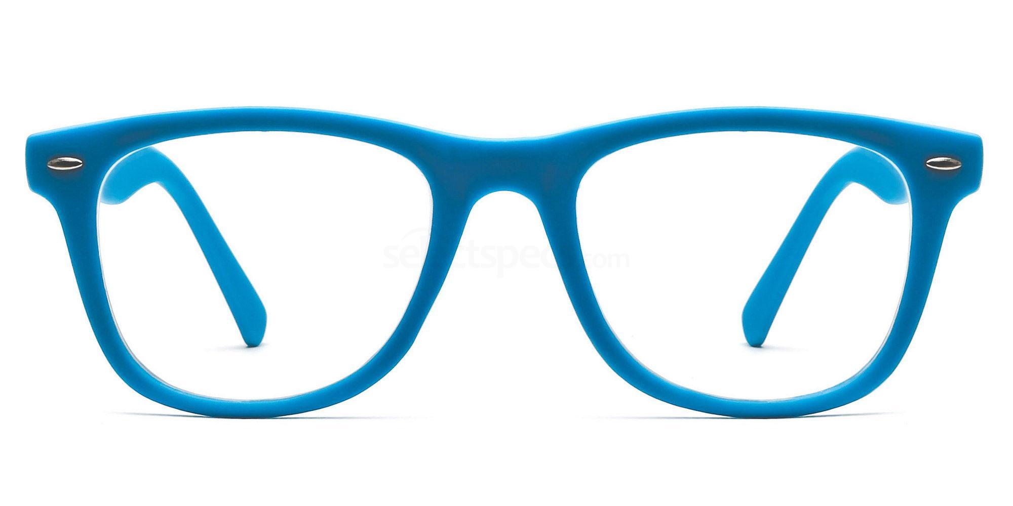C5 8121 - Light Blue Glasses, Savannah